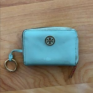 Tory Burch key and card case!